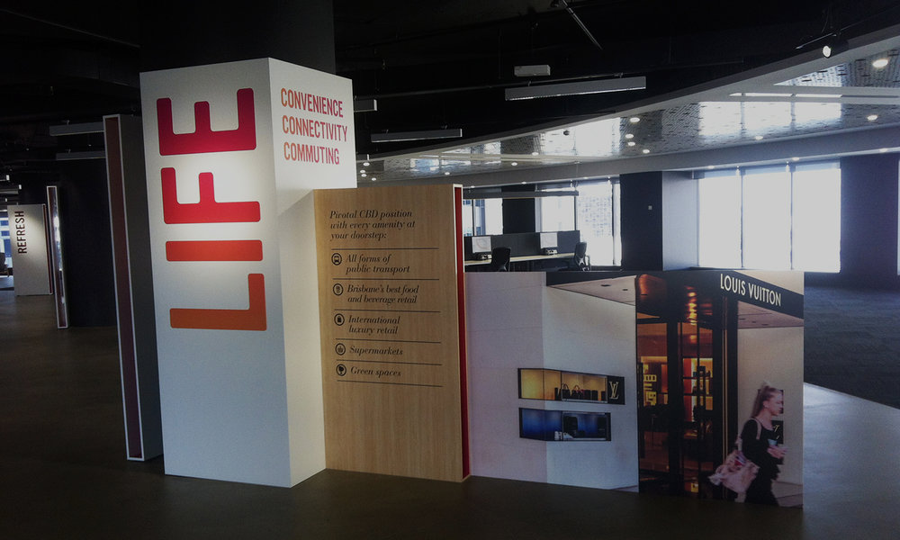 D Printing Exhibition Brisbane : Brisbane signs custom build signage wide format printing