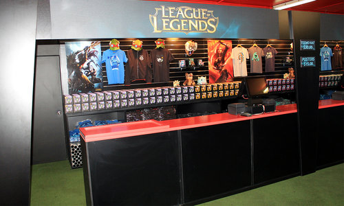 Riot Games - Merch - Event