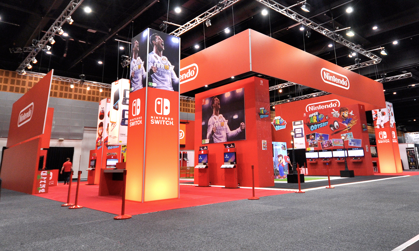 Exhibition Stand Builders Perth : Exhibition display stands trade show displays design and installation